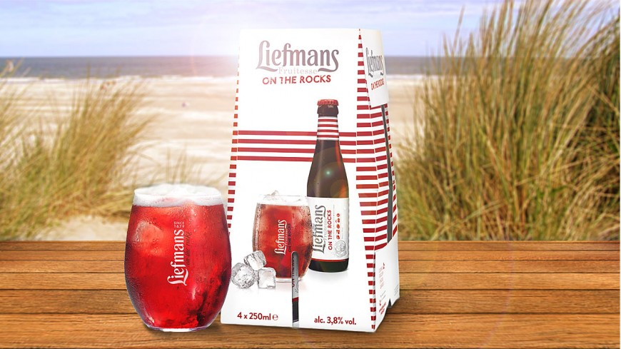 Liefmans Fruitesse On The Rocks