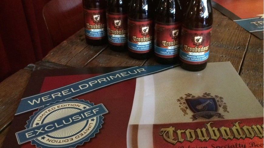 Troubadour Triple Spiked Brett