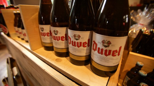 Duvel bierervaringscentrum