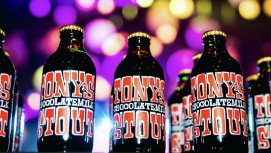 Tony's Chocolate Milk Stout