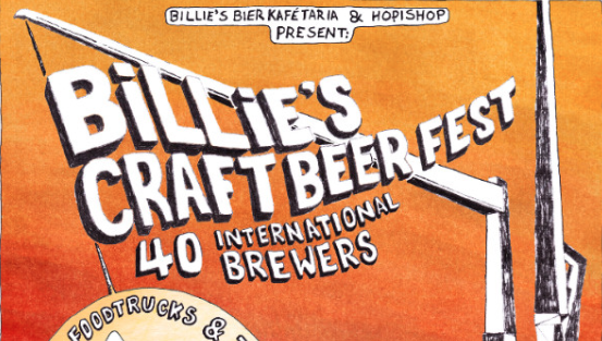 Billie's Craft Beer Fest