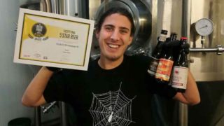 Crooked Spider Beer Awards