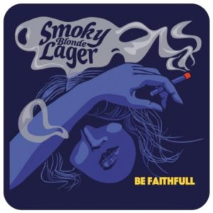 Smoky Lager vierkant