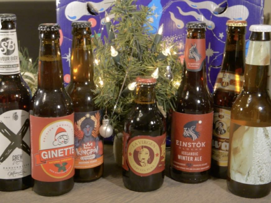 Beer Christmas week 2
