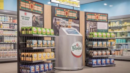 Grolsch Proefbrouwerij Virtual Reality
