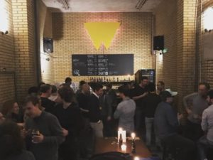 Walhalla Taproom geopend