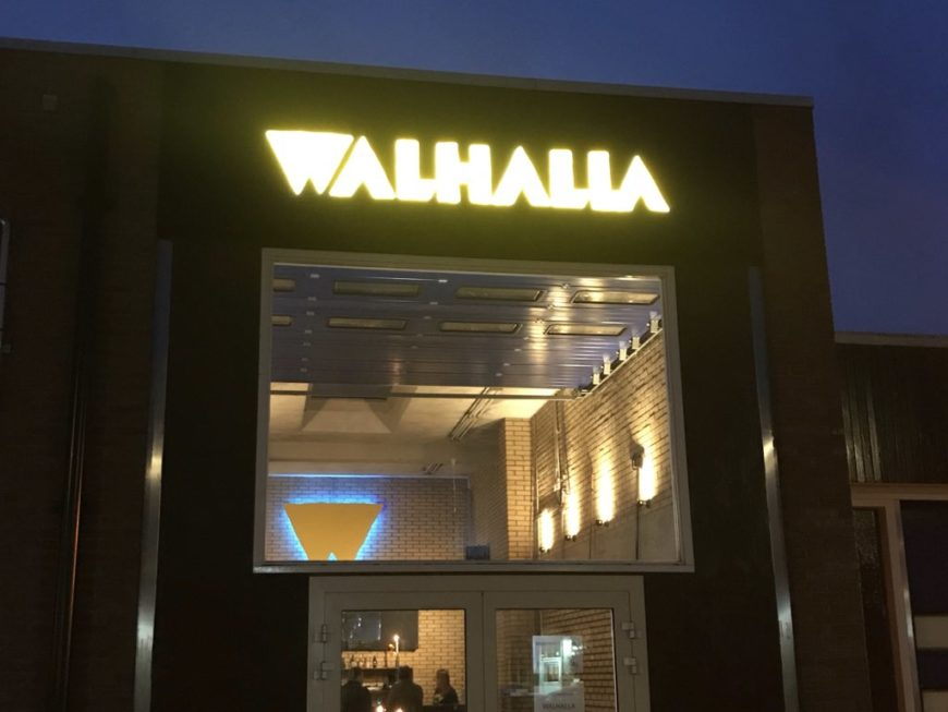 Walhalla Taproom open