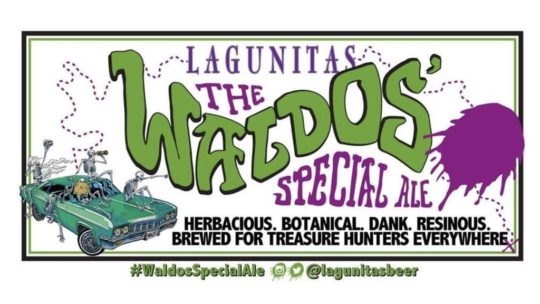 Lagunitas The Waldos