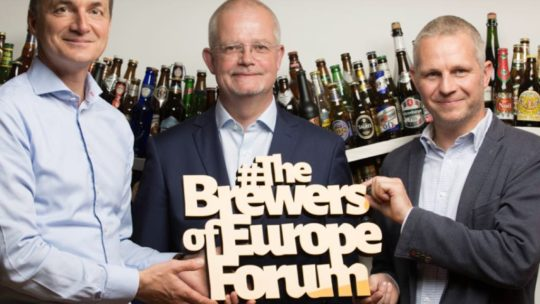 Brewers of Europe Forum Brussel