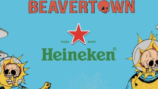 Beavertown Heineken