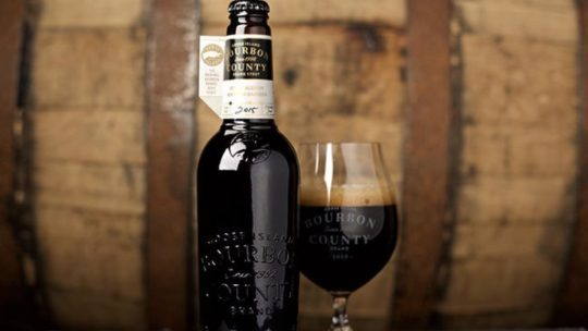 Bourbon County Brand Stout Goose Island
