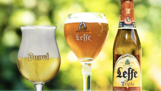 Tripel vs. Zwaar Blond
