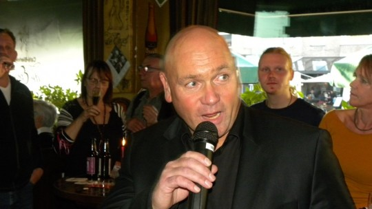 Bert Kuperus presenteert de Dutch Favourite Beerlist