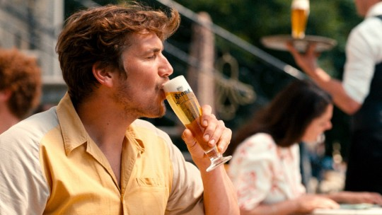 Brand Bier commercial