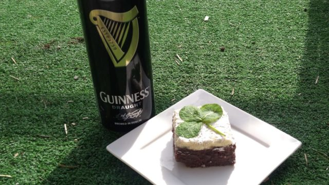 Guinness Brownie