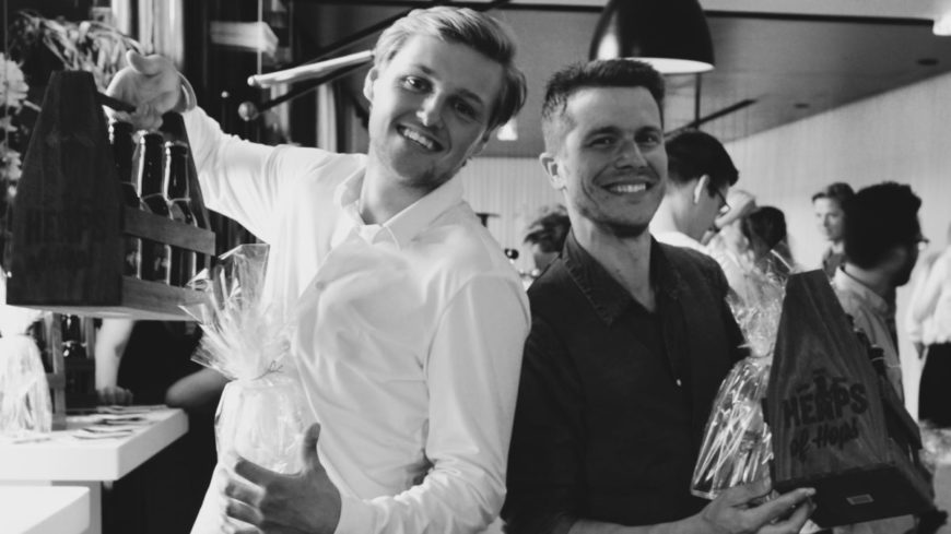 Heaps of Hops
