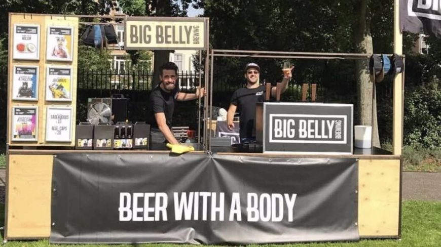 Big Belly Brewing Breda