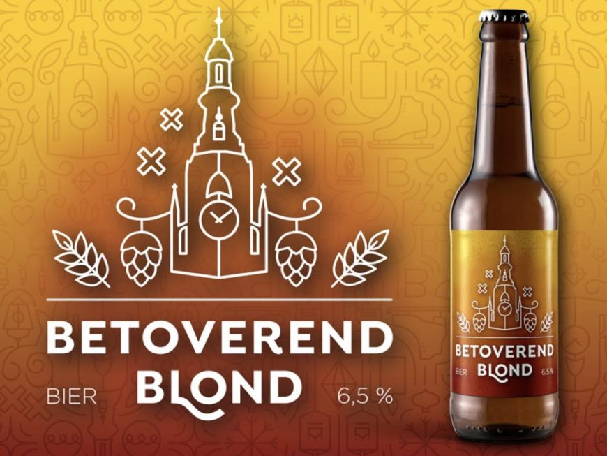 Betoverend Blond
